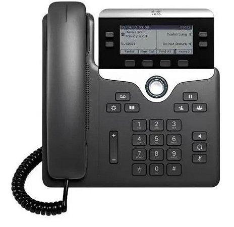 Telefone Cisco 7821 - Com Garantia 6 meses