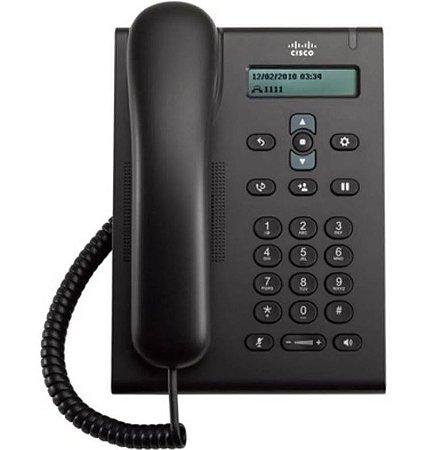 Telefone IP Cisco Voip Sip - CP - 3905 - Com Garantia 6 meses