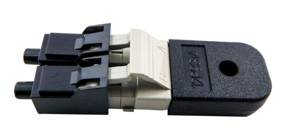 IBM Lc Loopback Fibra Óptica Duplex Wrap Plug 12r9314