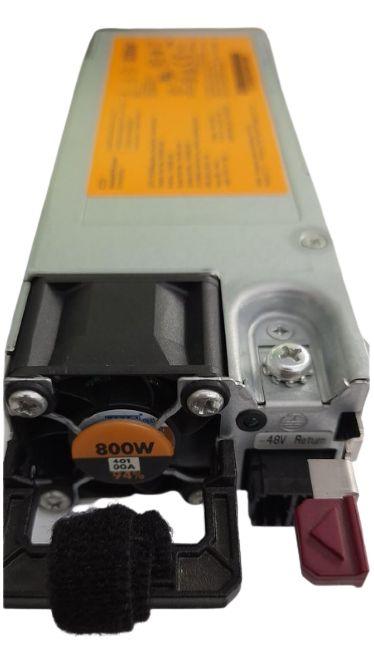 Fonte HPE ProLiant para Servidor DL360 Dl380 G9 800W - G10 - E outros modelos