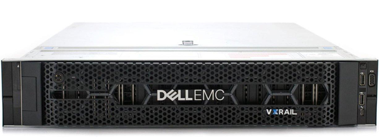 Dell PowerEdge R740xd, 2 Xeon Gold, 512 Gb, 3,2 TB SSD SAS