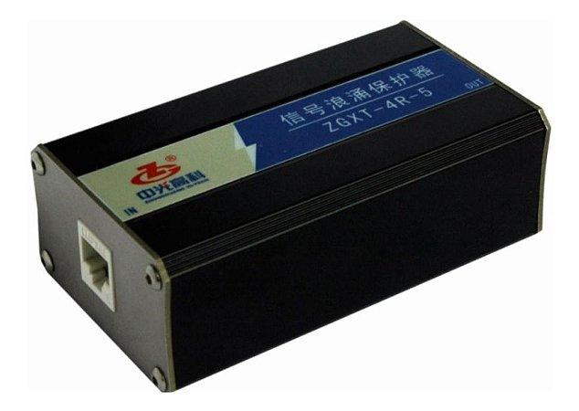 Sinal SPD ARRESTER ZGXT-4R-5,1000 MB/S - Produto Novo com Garantia 6 meses