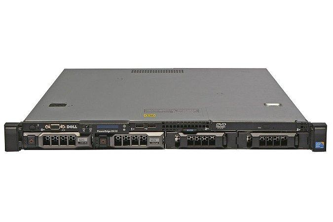 Servidor Dell R410, 2 Xeon Six Core E5645 64gb + SAS 900GB - Seminovo com Garantia