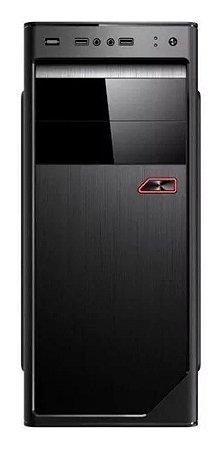 Computador  i3 8GB 500GB HD + DVD - PC NOVO c/ GARANTIA