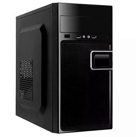 Micro Computador Intel Core 2 Duo E6300 / 4GB / Hd160GB - Pc Novo