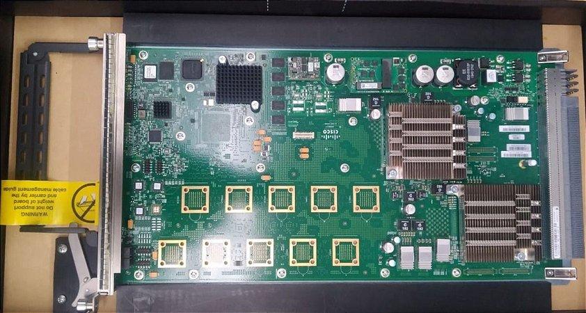 Chassis Placa De Linha Cisco Crs 8 Slots De Chassi E Acessório Pn: Crs-8-fc400 / S - Produto NOVO Lacrado