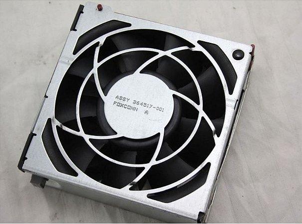 Cooler para Servidor HP Proliant DL580 G5 - G3 - VA450DC, V34809-90, Proliant DL580 G3 - G5 Nidec - Produto Novo
