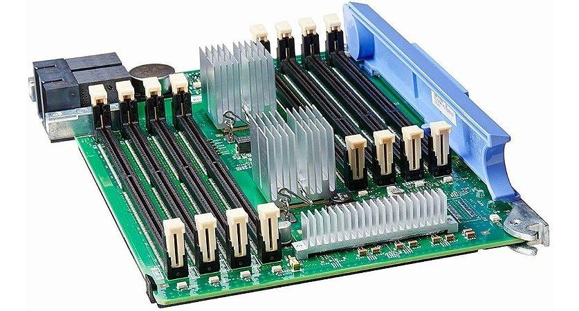 Riser para Servidor IBM X3850 X5 - X3950 X5 - 8 Slotes - Produto NOVO c/ GARANTIA