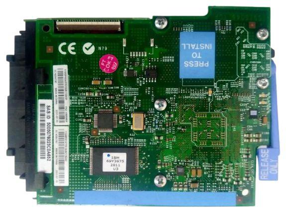 CARTÃO EXPANSÃO IBM BladeCenter Hx5  SSD 100GB - Produto NOVO c/ GARANTIA