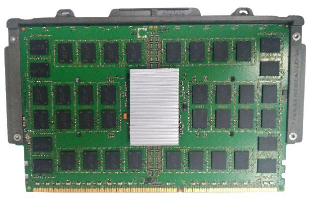 Memoria Servidor IBM 41T8254 / 00V5408 / 16Gb 2GX72 DDR3 PC3-8500 - Novo c/ Garantia