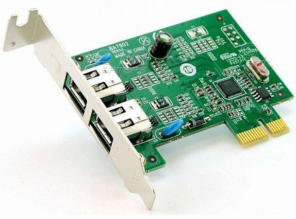 Placa Firewire Lenovo BA7902: Perfil alto