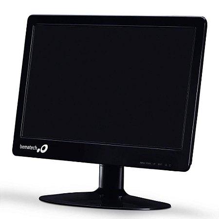 Monitor Led Widescreen 15.6 Bematech - Pdv / Baixo Consumo