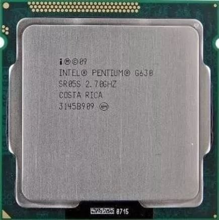 Processador Intel Pentium G630 / 2.70 Ghz - Lga 1155