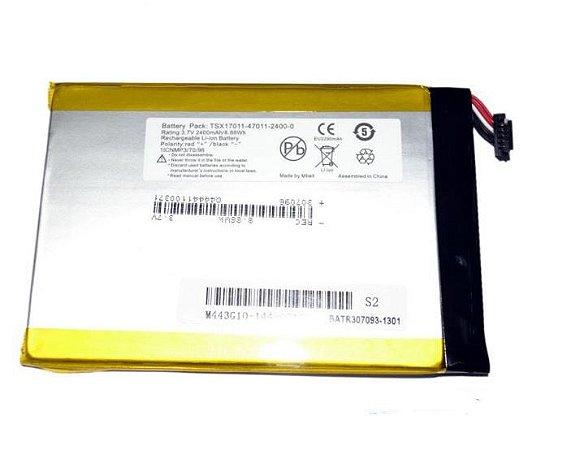 Bateria Tablet Cce Tf74w 3.7v 2400mah - Original