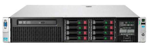 Servidor Hp Proliant Dl380p G8 Xeon Octacore 64 Gb 600 Gb