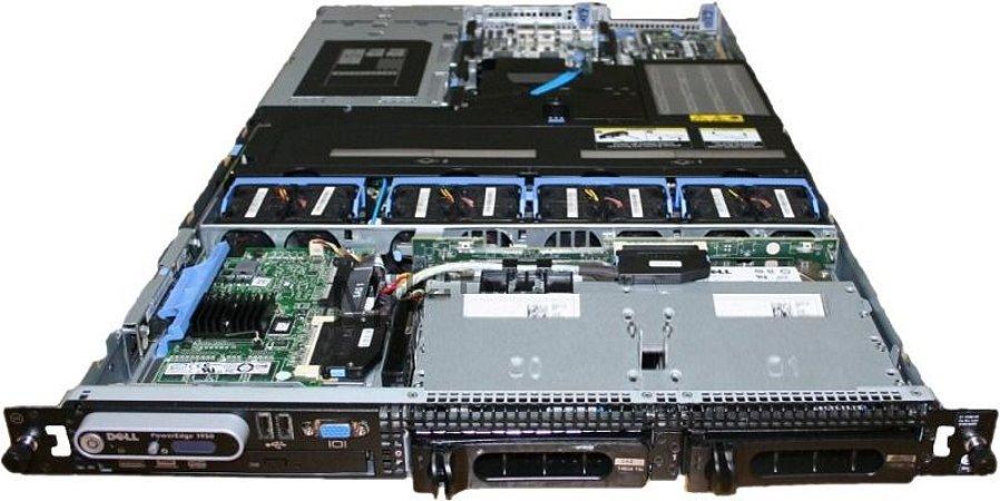 Servidor Dell 1950 2 Xeon Quad Core E5410 16gb 1tb + Trilhos