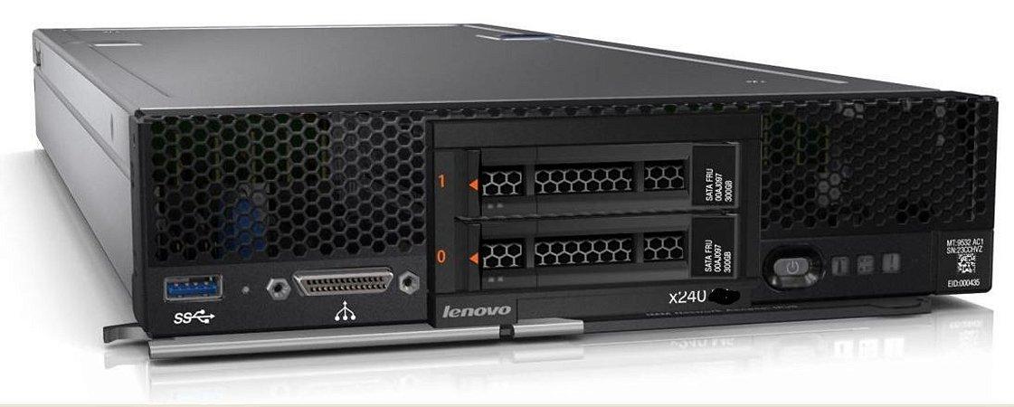 Ibm Flex System X240 Xeon E5-2630 V2 2.6 Ghz - 32 Gb