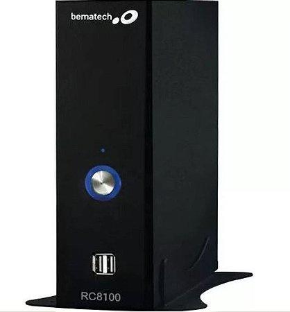 Mini Computador Dual Core 2gb Hd160gb - Rc8100