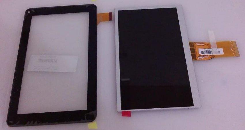 Kit Tela Display + Touch Tablet Cce Tr72    7300101463