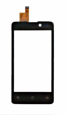 Display Lcd + Tela Touch Sk412 Cce Motion Colors Original