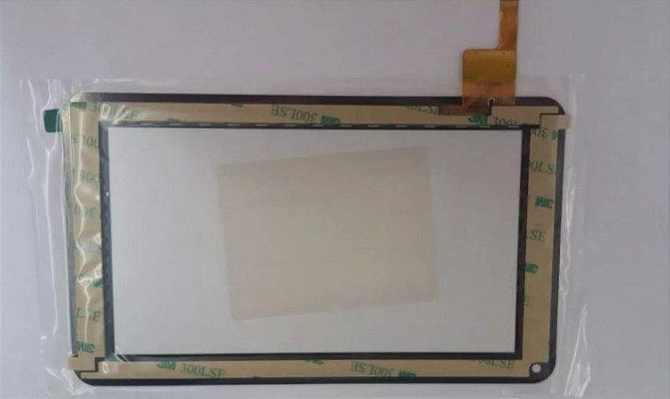 Tela Vidro Touch Tablet Cce Motion Tab T735 || T737 || Tr71