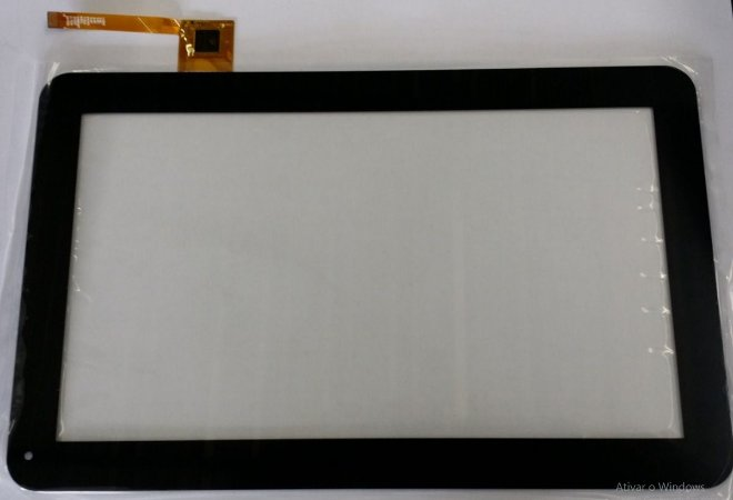 Tela Touch Tablet Cce Motion Tab Tr101 - 10.1 Pol. Original