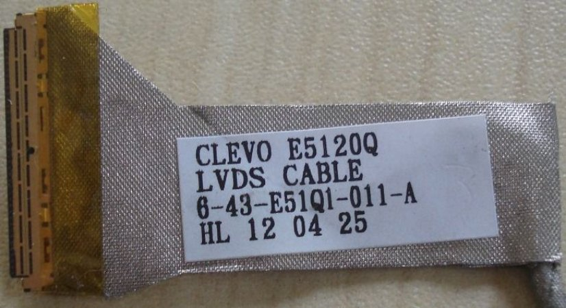 Cabo Flat Part Number 6-43-e51q1-011-a