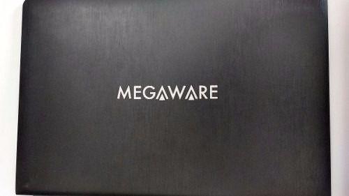 Carcaça Tampa Tela + Moldura Notebook Megaware Meganote Slim