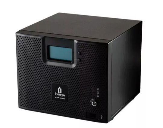 Iomega Storcenter Ix4-200d Network Storage Cloud Edition 2tb