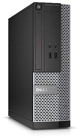 Micro Dell Dektop 3020 I3-4ª 8Gb SSD 240 GB