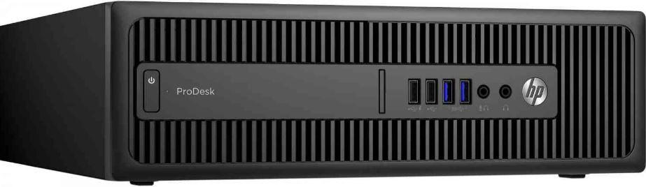 Micro HP 600 G1 Core I5-3ª - 8GB / SSD 240GB