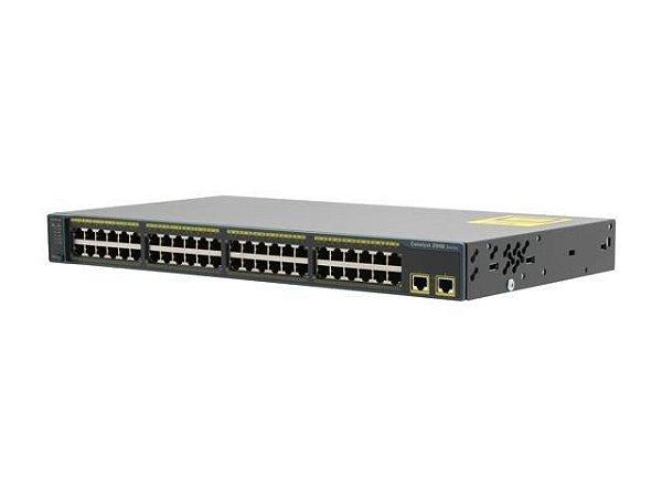 Switch Cisco WS-C2960-48G