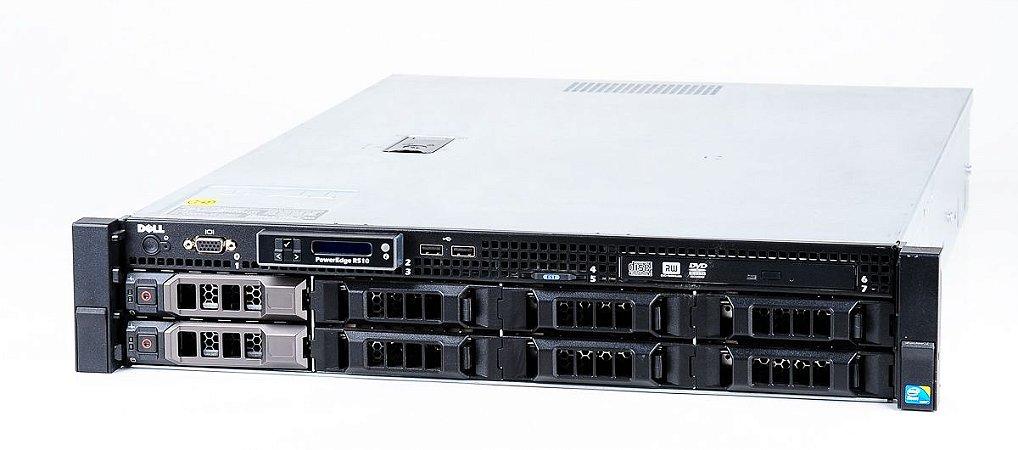 Dell R510, 2x Xeon L5645 SIX CORE, 16 gb, 600 Gb SAS