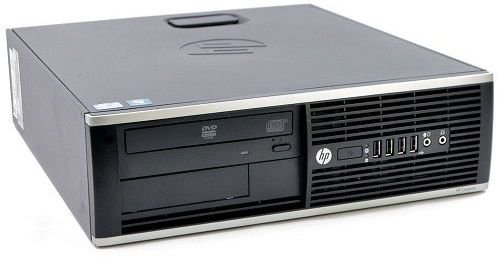 Pc comercial HP Compaq 8100 8 Giga Hd 1 Tera