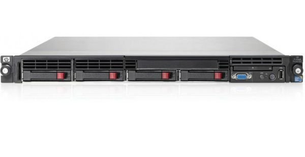 Servidor HP DL 360 G7 Dual Xeon Quad Core 02x SAS 300 GB