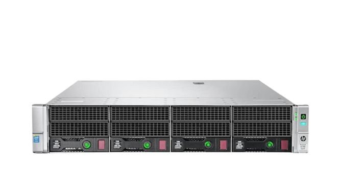 Servidor HP DL 380 G9 Dual Xeon E5-2650V3 12 Núcleos