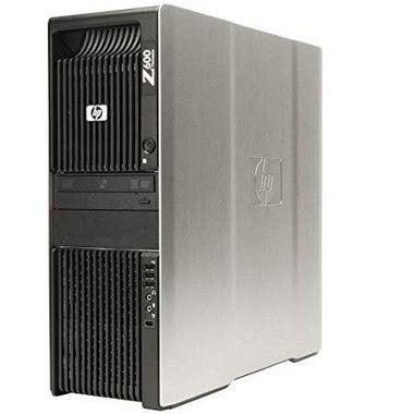 Workstation Z600 Xeon Quad Core SSD 240 GB VGA K600