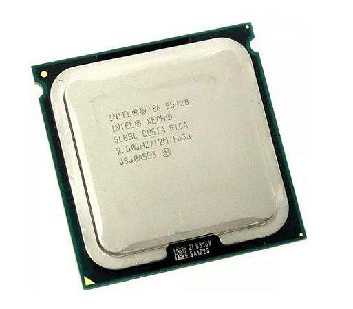 Cpu Xeon Quad Core E5420 / 2.5 Ghz, 12mb, Soquete 771