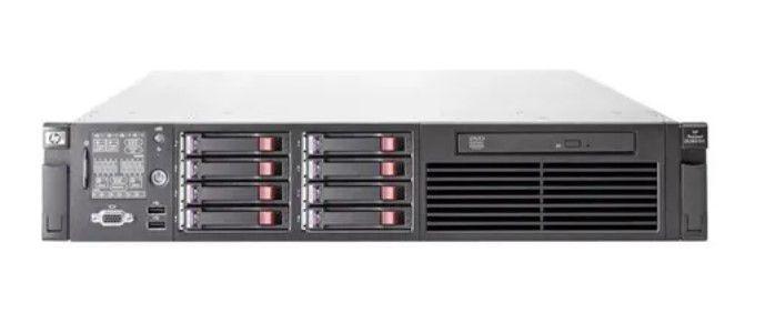 Servidor HP DL 380 G6 Dual Quad Core Mem 32 GB 02x SSD 240 GB 02 Sata 1 TB