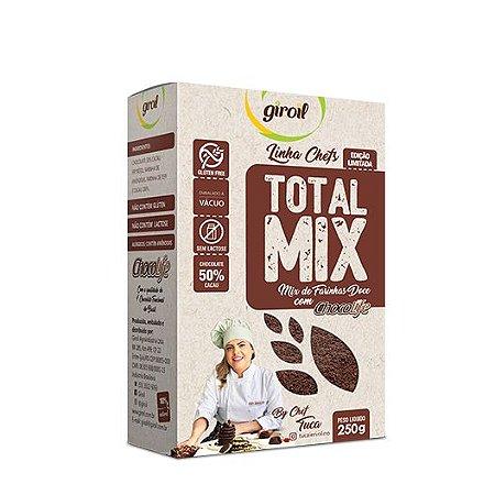 Total Mix (Mix de Farinhas Doce) Giroil - 250g
