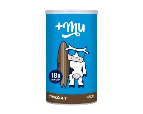 Whey Chocolate Mais Mu - 450g