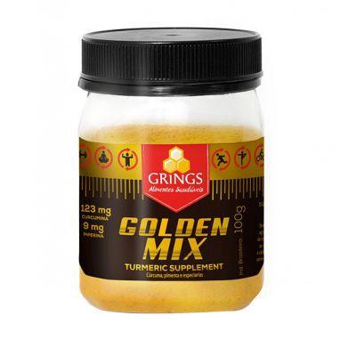 Golden Milk Grings - 100g