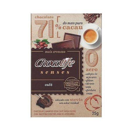 Chocolife Senses Café 71% - 25g
