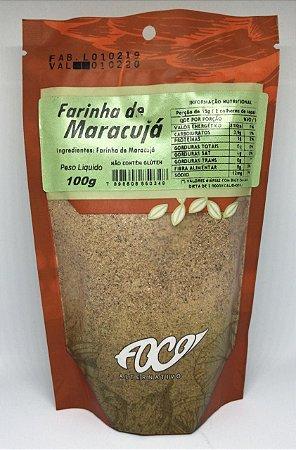 Farinha de Maracuja Foco Alternativo - 100g