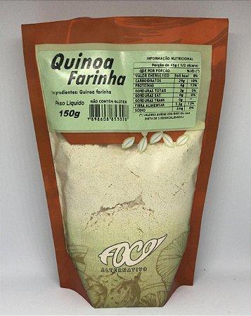 Farinha Quinoa Foco Alternativo - 150g