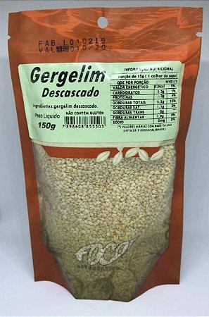 Gergelim Descascado Foco Alternativo - 150g