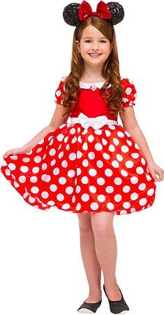 Fantasia Minnie Luxo 0293