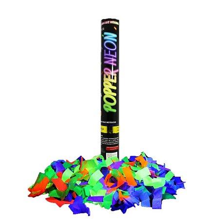 Lança Confete Neon 40cm - 8240N