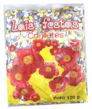 Confete 120 gramas