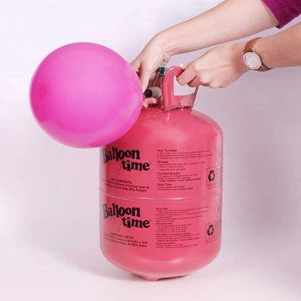 Botijão de Gás Helio - 3 kgs